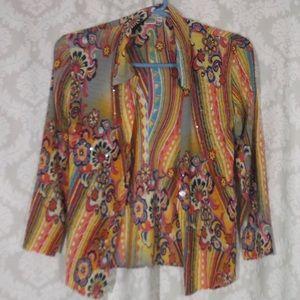 Alberto Makali blouse S NWOT